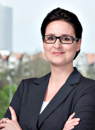 Dipl.-Kauffrau Jana Ellinger, EU-Innovationsberater